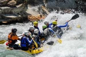 Rafting Murillo